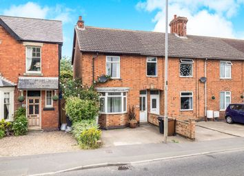 Thumbnail 3 bed end terrace house for sale in Thorpe Road, Melton Mowbray