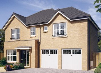 "Thumbnail 4 bed detached house for sale in ""The Westbury"" at Blantyre, Glasgow"