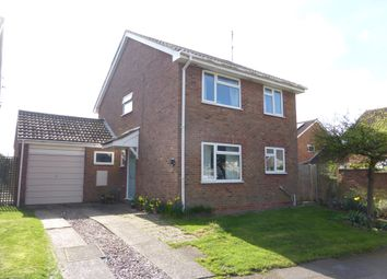 Thumbnail 4 bedroom detached house for sale in The Paddocks, Downham Market