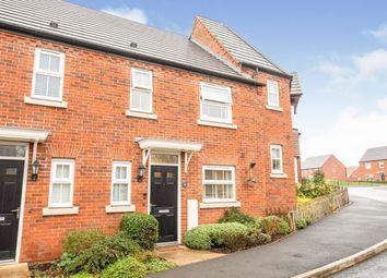 Thumbnail 3 bed terraced house for sale in Squirrels Street, Bishopton, Stratford Upon Avon, Warwickshire
