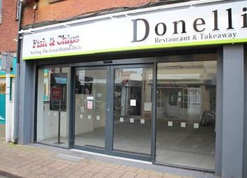 Thumbnail Retail premises to let in 9 Market Street, Loughborough, Leicestershire