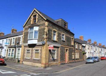 1 bed flat for sale in Moy Road, Roath, Cardiff, Caerdydd CF24