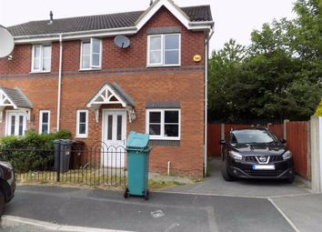 Thumbnail 3 bed semi-detached house for sale in Grisedale Close, Gorton, Manchester