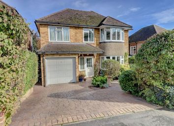 Thumbnail 4 bed detached house for sale in Wordsworth Road, High Wycombe