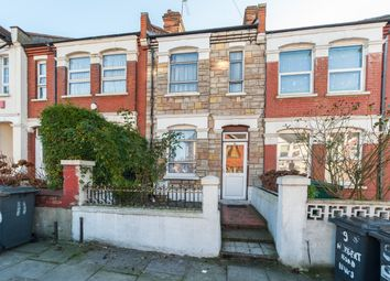 Thumbnail 3 bed terraced house for sale in Herbert Road, London