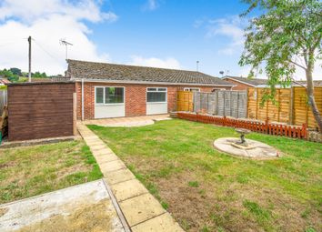 Thumbnail 2 bed semi-detached bungalow for sale in Sydney Dye Court, Sporle, King's Lynn