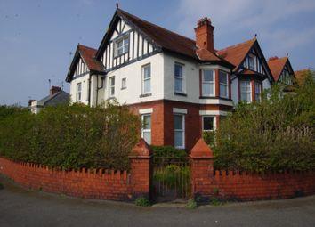 Thumbnail 1 bedroom flat for sale in Howard Road, Llandudno