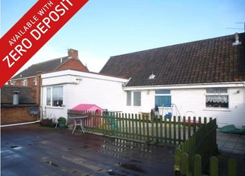 Thumbnail 3 bed flat to rent in Market Street, Wymondham