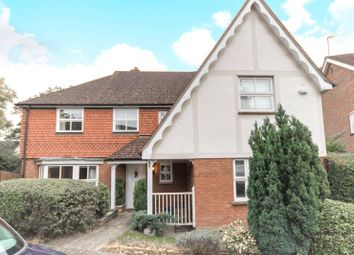 Thumbnail 5 bed detached house for sale in Harts Grove, Woodford Green