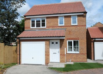 Thumbnail 3 bed detached house for sale in The Oaks, Off Bennett Row, Flint
