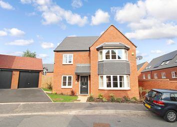 Thumbnail 5 bed detached house for sale in 2, Buxus Road, Hadley, Telford, Telford And Wrekin