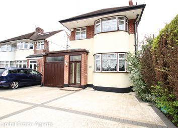 Thumbnail 3 bed detached house for sale in Brownspring Drive, New Eltham