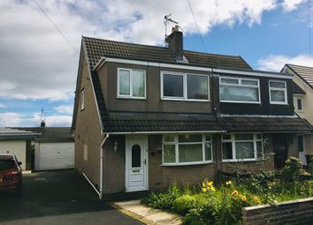 Thumbnail 3 bed semi-detached house to rent in Hampsfell Road, Ulverston
