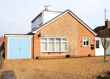 Thumbnail 3 bed bungalow for sale in Gorefield Road, Leverington, Wisbech