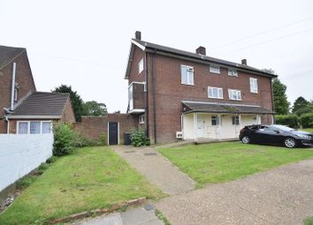 Thumbnail 3 bed maisonette for sale in Whipperley Way, Luton