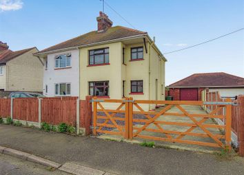 Thumbnail 3 bed semi-detached house for sale in King Edward Avenue, Burnham-On-Crouch