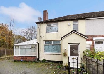 Thumbnail 3 bed end terrace house for sale in Cecil Avenue, Hanley, Stoke-On-Trent