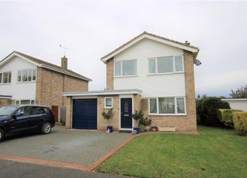 Thumbnail 3 bed detached house for sale in Stray Green, Ruskington, Sleaford