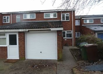 Thumbnail 3 bedroom terraced house to rent in Bairstow Close, Borehamwood