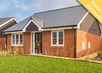 Thumbnail 2 bed bungalow for sale in The Grove, Stanbridge Road, Haddenham, Buckinghamshire