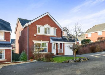 Thumbnail 5 bed detached house for sale in Dannog Y Coed, Barry