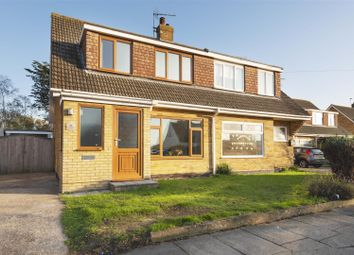 Thumbnail 3 bed semi-detached house for sale in Fairfield Road, Broadstairs