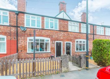 Thumbnail 2 bedroom terraced house to rent in Place Road, Broadheath, Altrincham
