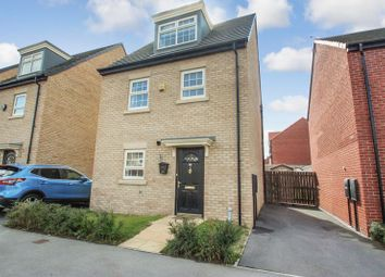 Thumbnail 4 bed detached house for sale in Girnhill Lane, Featherstone, Pontefract