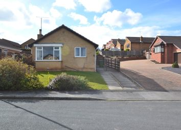 Thumbnail 2 bed detached bungalow for sale in Greenwood Close, Upton, Pontefract