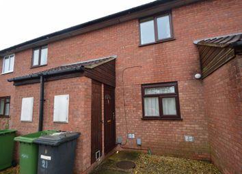 Thumbnail 1 bedroom maisonette to rent in Wainwright, Werrington