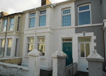 Thumbnail 3 bed terraced house to rent in Suffolk Place, Porthcawl