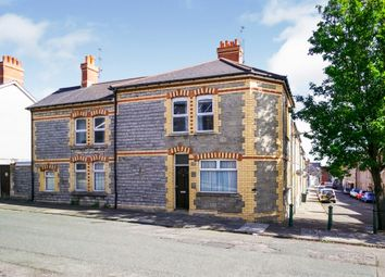 3 bed end terrace house for sale in Harvey Street, Barry CF63