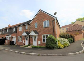 Thumbnail 2 bed end terrace house for sale in Mustang Way, Moulden View, Swindon