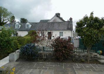Thumbnail 2 bed semi-detached bungalow for sale in Henllan, Llandysul