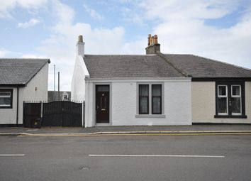 Thumbnail 1 bed terraced bungalow for sale in Glendoune Street, Girvan
