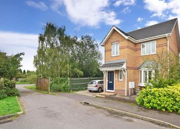 Thumbnail 3 bed detached house for sale in Albury Road, Merstham, Surrey