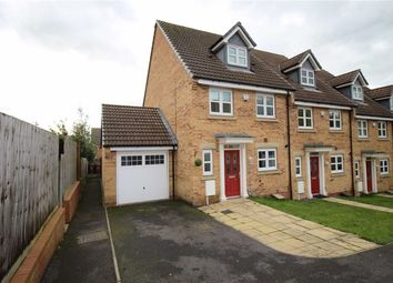 Thumbnail 4 bed town house to rent in Highfields Park Drive, Derby, Derbyshire
