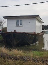 Thumbnail 5 bedroom houseboat for sale in Knight Rd, Strood, Kent