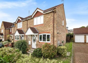 Thumbnail 3 bed end terrace house for sale in Manor Way, Croxley Green, Rickmansworth