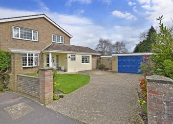 Thumbnail 3 bed detached house for sale in Cherrygarth Road, Fareham, Hampshire