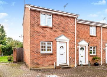 Thumbnail 1 bed terraced house to rent in Finnart Close, Weybridge, Surrey