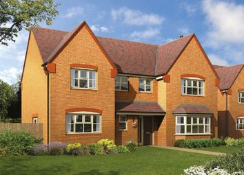 Thumbnail 5 bed detached house for sale in Archers Reach, Bishops Cleeve, Cheltenham