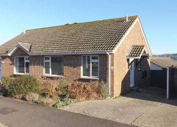 Thumbnail 2 bed semi-detached bungalow for sale in Ash Grove, Seaton