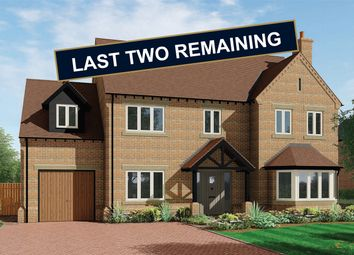 Thumbnail 5 bed detached house for sale in Yule Meadow, New Road, Weston Turville, Buckinghamshire