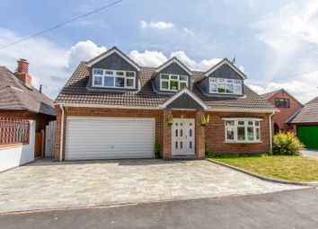 Thumbnail 6 bed detached house for sale in Rugby Road, Burbage