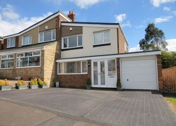 Thumbnail 3 bed semi-detached house for sale in Crathie, Birtley, Chester Le Street