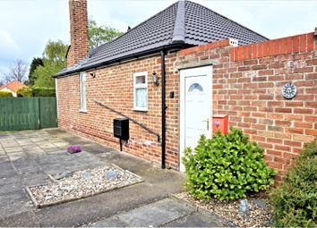 Thumbnail 2 bed detached bungalow for sale in Westlands Road, Hedon, Hull