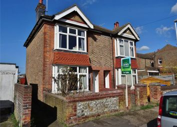Thumbnail 2 bedroom semi-detached house for sale in Wigmore Road, Broadwater, Worthing