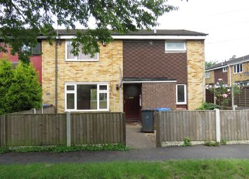 Thumbnail 3 bedroom semi-detached house for sale in Foyle Avenue, Chaddesden, Derby