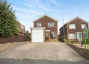 Thumbnail 3 bed detached house for sale in Kingshill Drive, Hoo, Rochester